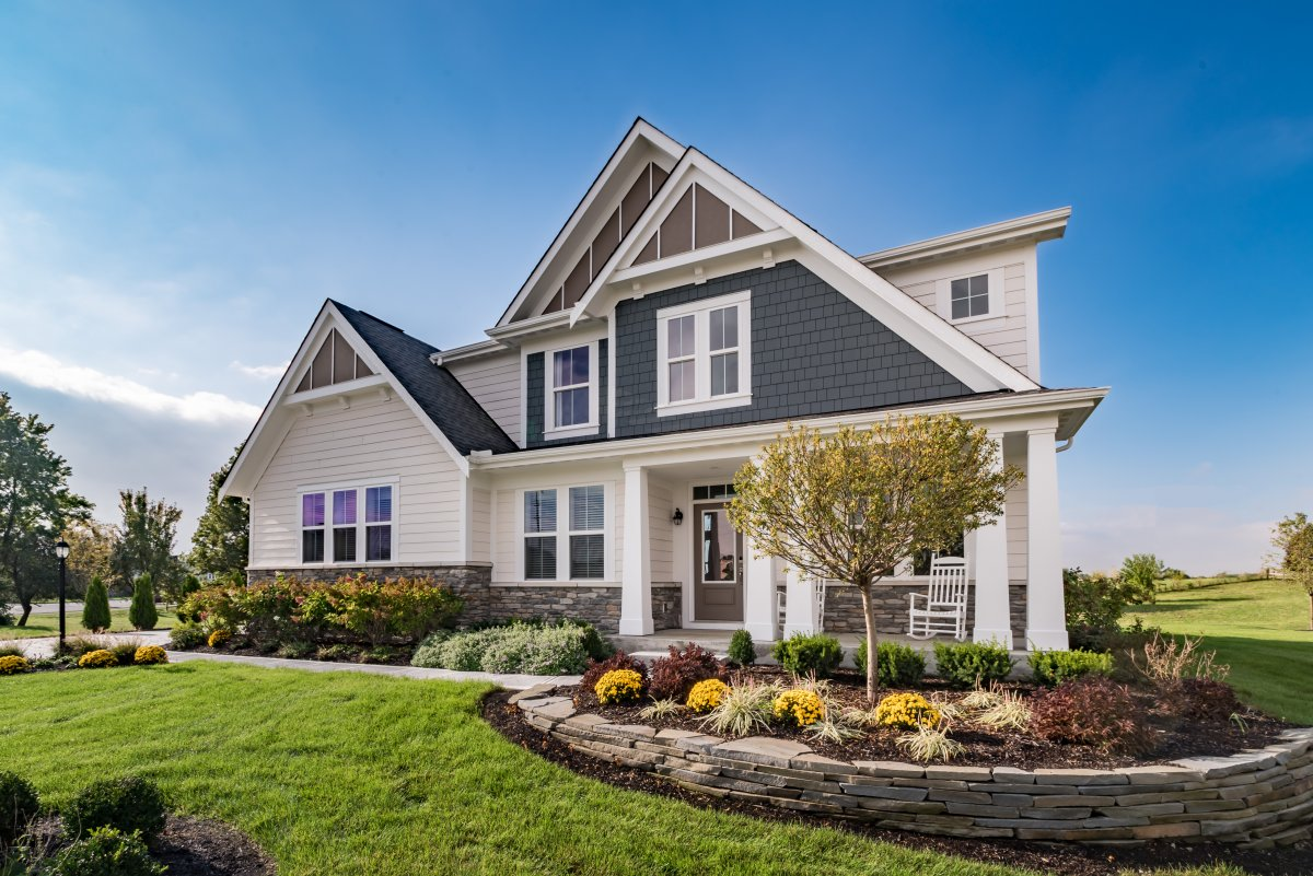 New Homes In Mccordsville Geist In At Villages At